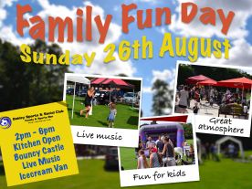 Village Fun Day - 26th Aug 2018