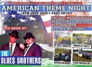 American Theme Night - OMC & OSSC