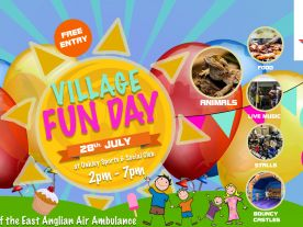 Village Fun Day 28th July