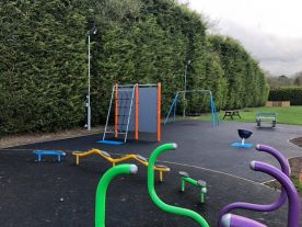 Children's Play Area Extended