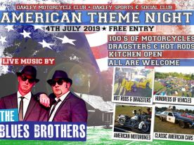 American Theme Night - OMC & OSSC