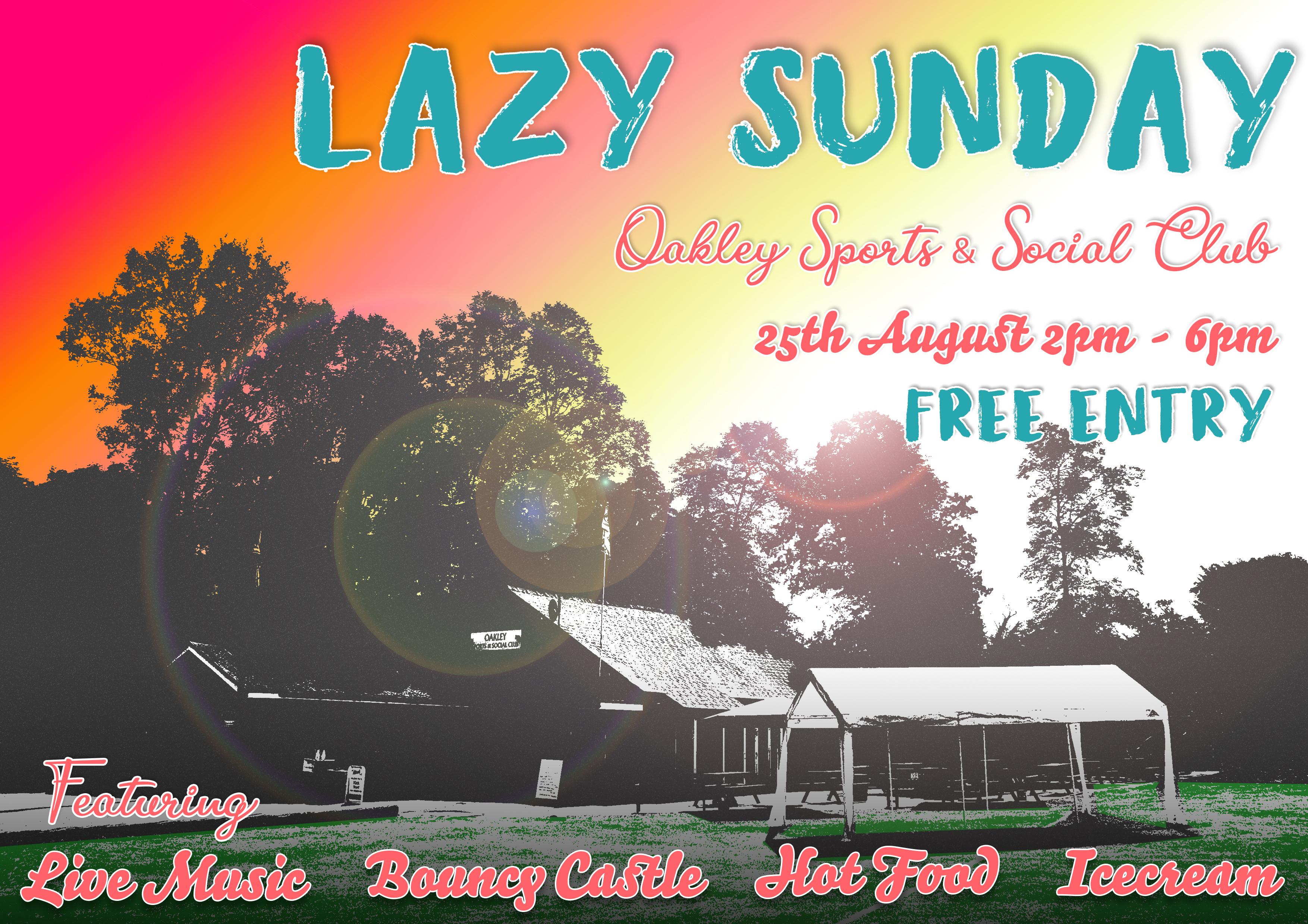 OSSC August Lazy Sunday 2019 Poster.jpg